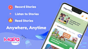 MaPa Story App – An Interactive App That Allows You To Record Stories