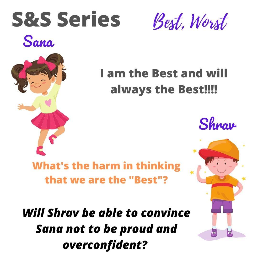 #SSSeries: Crabby Wabby, Wabby Crabby