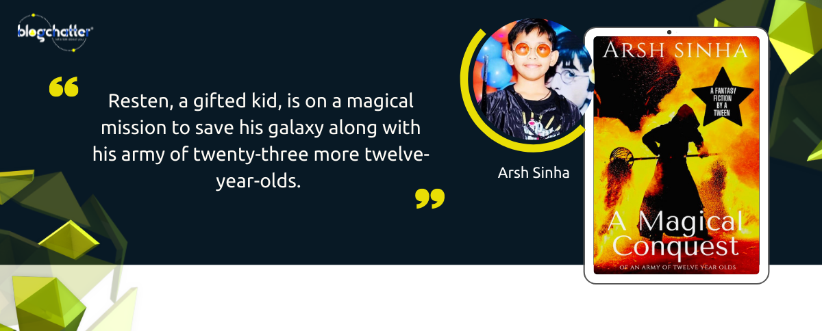 Book Review of Magical Conquest by Arsh Sinha