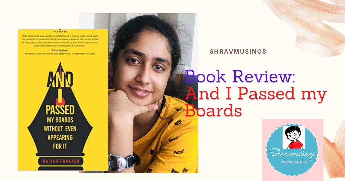Book Review: And I passed my Boards